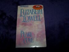 Pearl Cove by Elizabeth Lowell Book on Tape - 2 cassettes