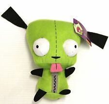 "8"" Nickelodeon Alien Invader Zim Plush GIR Doll Toy for Kids - Best Gift"