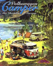 VOLKSWAGEN CAMPER VAN BOOK COPPING SIX DECADES SUCCESS HISTORY VANAGON WESTFALIA