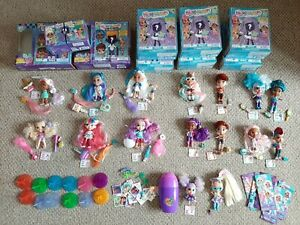 Large Hairdorables Doll Bundle x16 All Complete Boxed Limited Edition Jo Jo