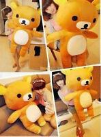 2019 New 43'' Giant Hung Big Plush San-X Rilakkuma Bear Stuffed Soft Toys Doll
