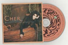 cher - the music no good without you cardsleeve  cd