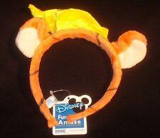 NWT Disney Tigger Pooh Character Headband with ears hat Halloween Costume tiger