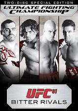 UFC: 61 Bitter Rivals (DVD, 2007)