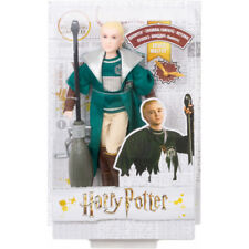 Harry Potter Slytherin Quidditch Robes Poseable Draco Malfoy Action Figure