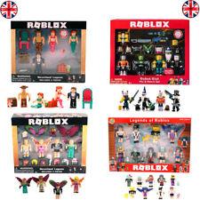 Roblox Robot Riot Mix & Match Set PVC Game Toy Kids Gift WITH BOX UK Free P&P