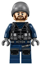 LEGO Jurassic World Park Worker MINIFIG brand new from Lego set #75927