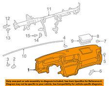 TOYOTA OEM 03-05 4Runner Instrument Panel-Dash 5540135908B1