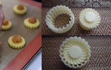 Pineapple Tart Nastar Plunger Malaysian cutter Cookies Linzer Tool Mould