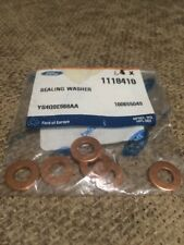 Genuine Ford Focus MK1 Fiesta MK4 ,Connect Fuel Injector Sealing Washer x6