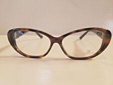 New Swarovski Oval Plastic Sunglasses MOD Day SW5083 54mm Made in Italy