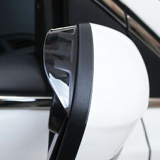 FITFOR FORD FOCUS MK3 SIDE DOOR WING MIRROR RAIN VISOR REAR VIEW GUARD SHIELD