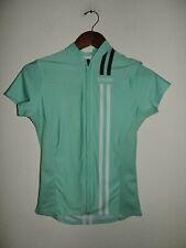 New Capo Women's Bacio Jersey Cycling Bike Medium Green Short Sleeve