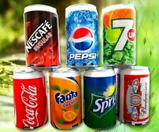 Bluetooth Speakers Portable Soda Bottles Cola Pepsi Fanta Sprite 7UP Gifts USA