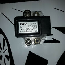 Sensor de guiñada Mercedes Benz W210 0005422481 Q03 BOSCH 0265005230