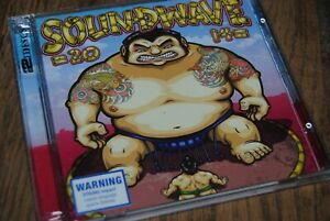 SOUNDWAVE 2014 - COMPILATION DOUBLE CD / 3WISE - 88843034582 / 2014