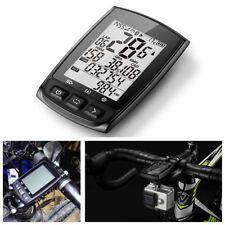New IGS50E Bike GPS Cycling Computer Wireless Digital Speedometer ANT Waterproof