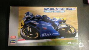 Hasegawa 1/12 Yamaha YZR500 OW98 Sonauto yamaha 1989