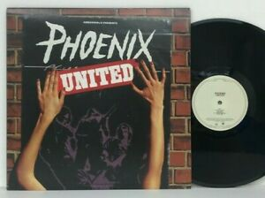 Phoenix - United LP 2015 EU ORIG Parlophone TAHITI 80 DAFT PUNK DISCO SOUL VINYL