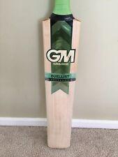 Old Skool Rare Gunn&Moore Duellist Contender Used Cricket Bat