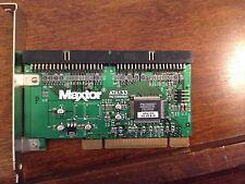 Maxtor ATA 133 PCI IDE Controller Card