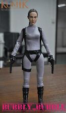 KUMIK Angelina Jolie Tomb Raider Lara Croft 1/6 Figure Clothing Set SHIP FROM US