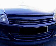 Vauxhall Opel Astra H MK5 5 Debadged Badgeless Sport Grill 3D VXR TwinTop GTC 05