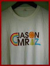 JASON MRAZ - GRAPHIC T-SHIRT (S)  NEW & UNWORN