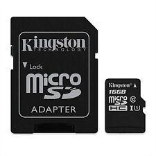 Memoria Kingston Sdcs/16gb 16GB microSDHC Canvas Select Adap