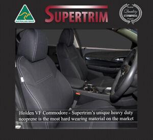 Waterproof premium neoprene Front FB MP+Rear seat cover for VF Commodore