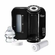 Tommee Tippee Closer to Nature Perfect Prep Machine Filter System - Black