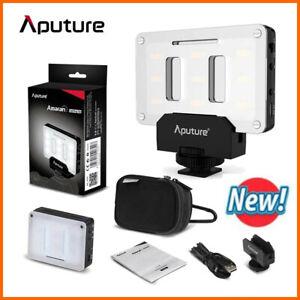 Aputure Amaran AL-M9 Mini LED Video Light CRI/TLCI 95+ Camera Studio Fill Light