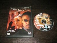 Senza Motivo Apparent DVD Vivca A. Fox Sherman Moore
