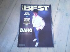 BEST N° 221 / DECEMBRE 1986 / SPRINGSTEEN / PAUL YOUNG / DAHO