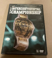 WWE The History of the Intercontinental Championship DVD