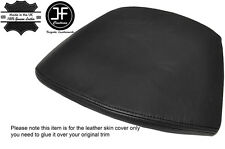 BLACK STITCHING SPEEDO HOOD LEATHER COVER FITS HYUNDAI IX35 2010-2015