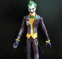 DC Direct Batman Arkham Asylum - The Joker  ACTION FIGURE #hgf6
