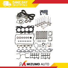 MLS Head Gasket Set Valves Timing Belt Kit Fit 94-01 Acura Integra B18C1 B18C5