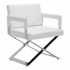 Zuo Modern Yes Dining Chair White   100383