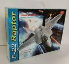 FX822 F-22 Raptor Airplane Rc Remote Control 380mm X 290mm-US Seller