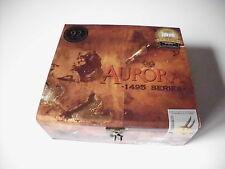 LA AURORA 1495 SERIES  EMPTY CIGAR BOX HINGED LID SWEET CEDAR LINED