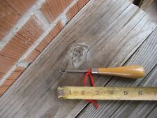 Vintage Weaving Tool with Latch & Hook England