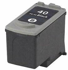 CARTUCCIA CANON PG40 PIXMA MP 210 PG 40 MP 140 IP 1600 IP 2600 PG-40 COMPATIBILE