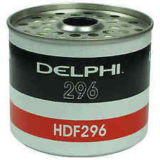 Delphi Diesel Fuel Filter HDF296 - BRAND NEW - GENUINE - 5 YEAR WARRANTY
