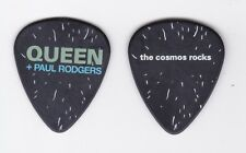 """QUEEN PAUL RODGERS """"THE COSMOS ROCKS"""" GUITAR PICK"""