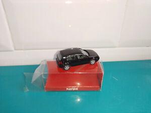 2908216 Voiture miniature 1/87 Herpa VW volkswagen golf IV noire