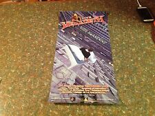 1 24x12apx Megadeth Live Promo Poster cd lp music record original rare