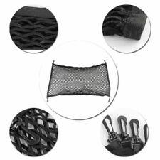 Car Suv Rear Cargo Trunk Boot Floor Net Elastic Mesh Storage Durable Black Parts Fits Jeep Wrangler Unlimited