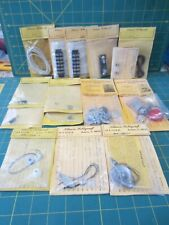 Dollhouse Lighting Fixture Lot, Illinois Hobbycraft, Vintage, New in Packages