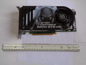 BFG GeForce 8800 GTS OC Video Card, PCIE-16X